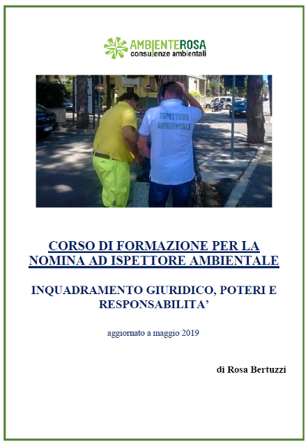 ambiente rosa consulenze ispettore ambientale