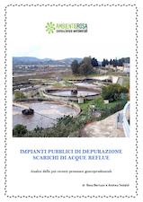 Impianti pubblici di depurazione scarichi di acque reflue