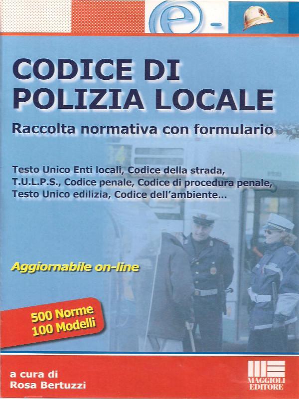 600x800 - Codice di Polizia Locale